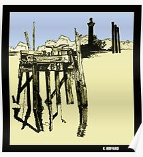 Mamaroneck Bay Poster