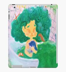 Healing Earth Ocean Child iPad Case/Skin