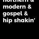 Northern Soul by modernistdesign