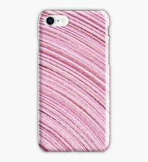 A Roll Of Pink Ribbon - Macro  iPhone Case/Skin