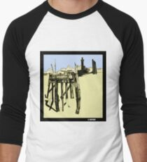 Mamaroneck Bay Men's Baseball ¾ T-Shirt