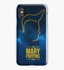 Yondu Mary Poppins iPhone Case/Skin