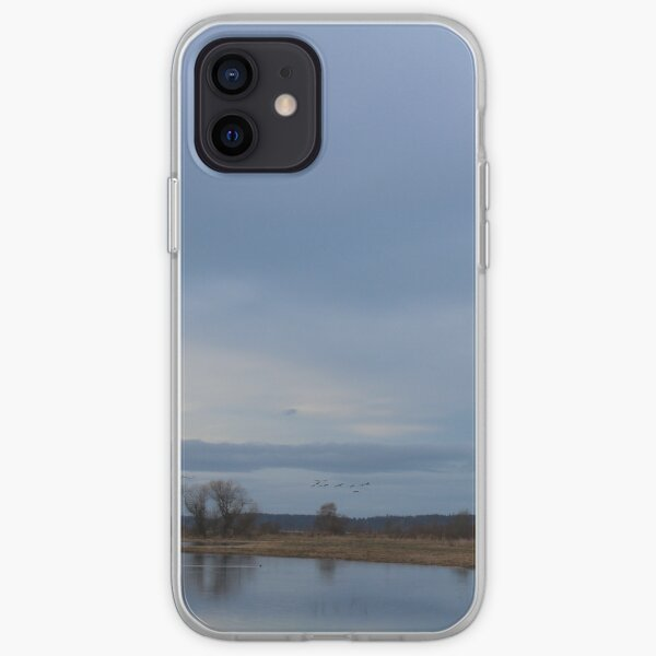 Peaceful Reflections Landscape iPhone Soft Case