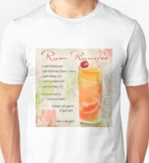 Cocktail Quartet Rum Runner  Unisex T-Shirt