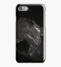 Glasswing on a Glass Skull iPhone Case/Skin