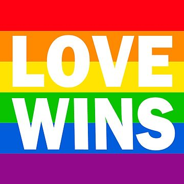 LOVE WINS by EvieBrowne