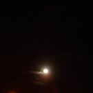 Moon over Dereham by jules / Missy frost