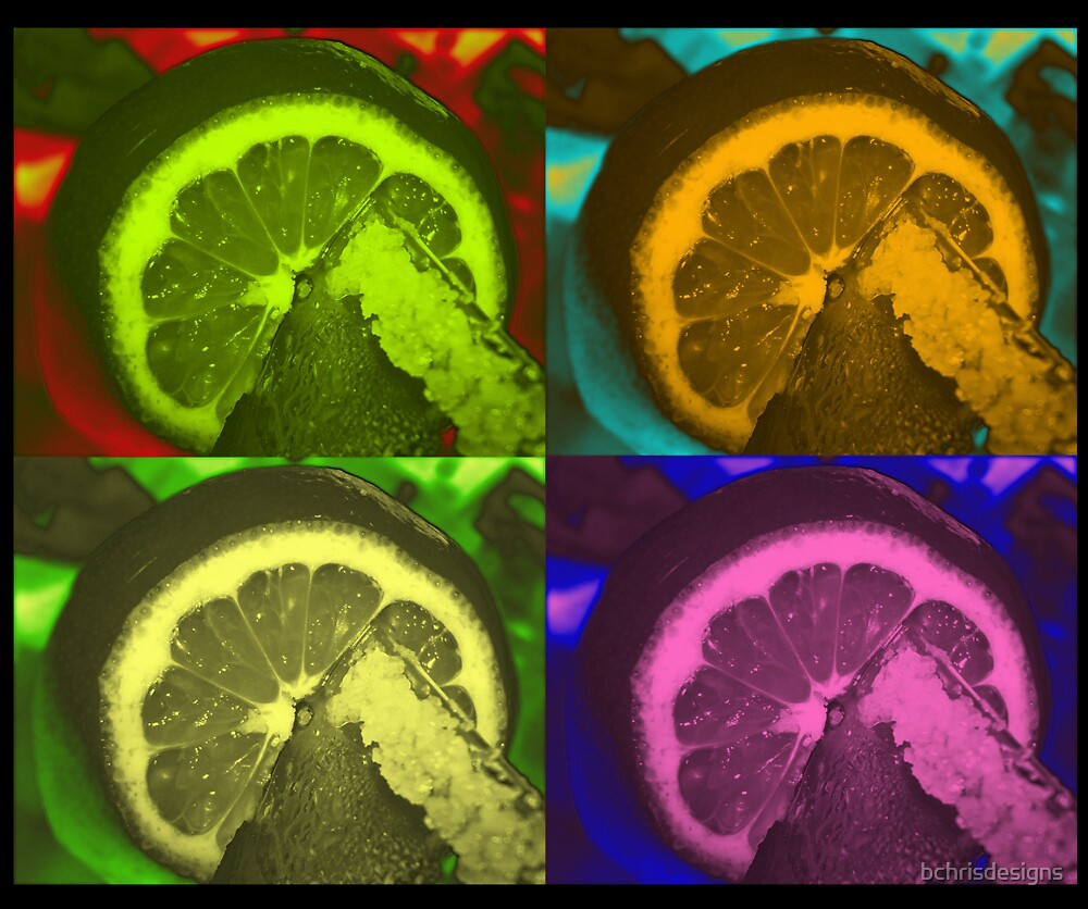 Lime Art by bchrisdesigns