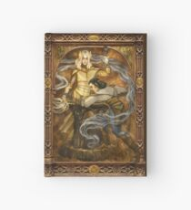 Annatar and the craft of ring-making Hardcover Journal