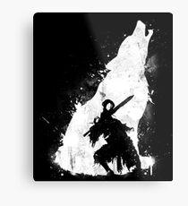 Abyss Warrior Metal Print