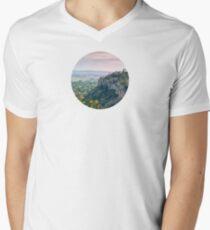 Montana  Men's V-Neck T-Shirt