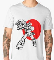 gundam japan Men's Premium T-Shirt