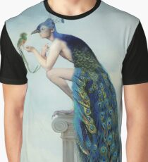 Secrets And Feathers Graphic T-Shirt