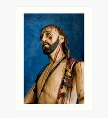 Christo Art Print