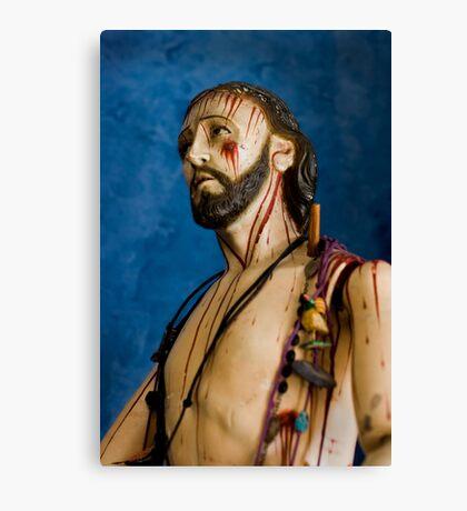 Christo Canvas Print