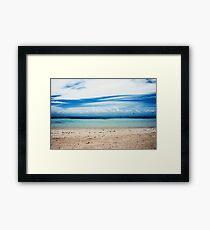 Punta Cana Framed Print