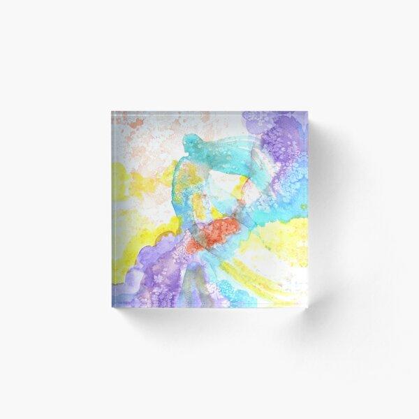 Amaterasu Acrylic Block