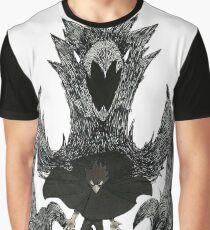 Fumikage Tokoyami  Graphic T-Shirt