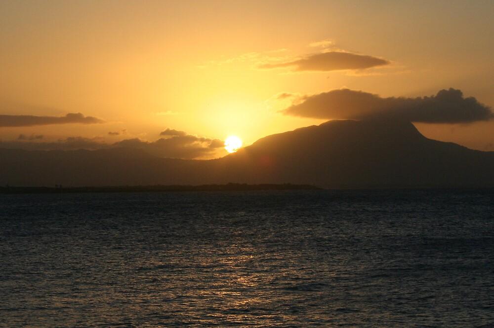 Dominican Sunset by Matthew Gerdes-Hansen