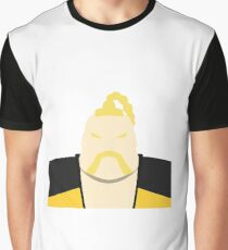 Rufus Vector Graphic T-Shirt