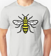 Manchester Bee - High Quality Unisex T-Shirt