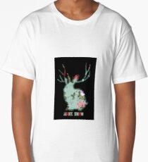 Miiike Snow Rabbit Long T-Shirt