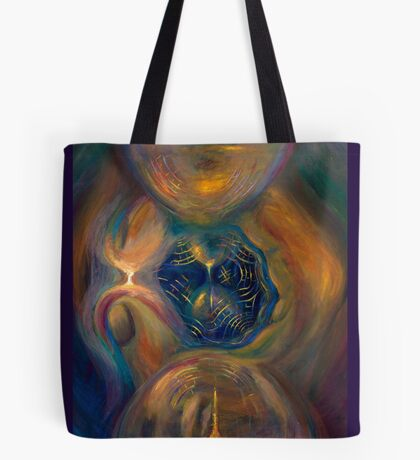 Hands of Time Tote Bag