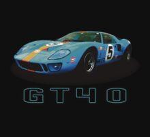 GT40 - Le Mans