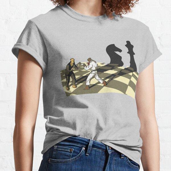 Jiu Jitsu Human Chess Classic T-Shirt