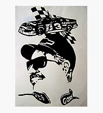 Dale Earnhardt Jr. Photographic Print