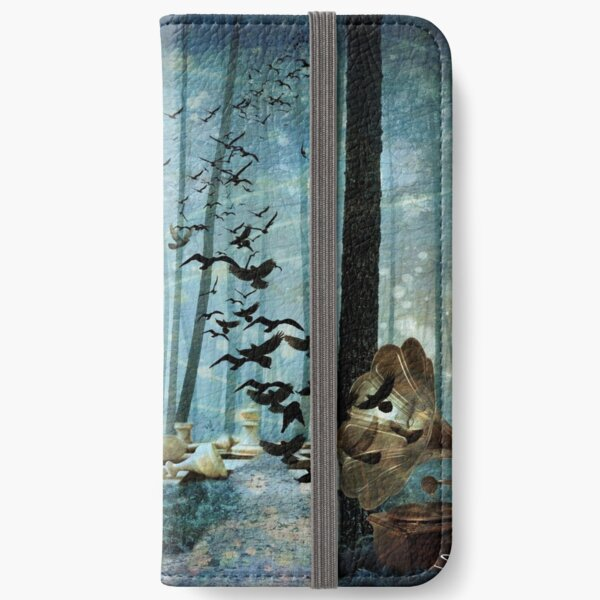 'Forest of Regrets' iPhone Wallet