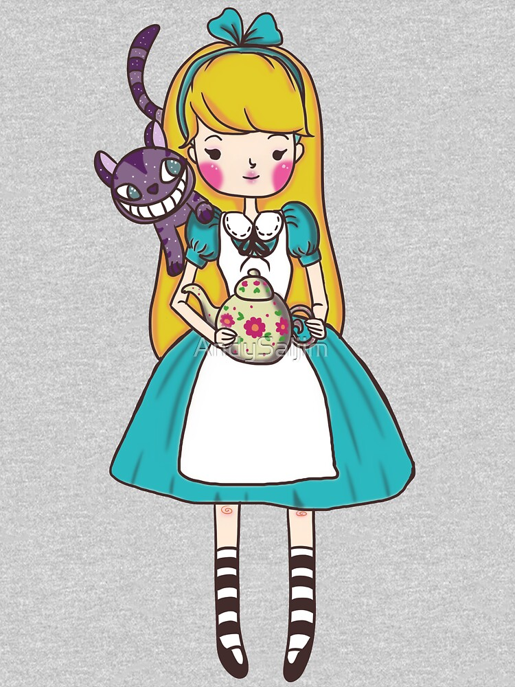 Alice in Wonderland by AndySaljim