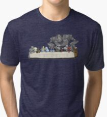 Robots Don't Need to Eat Tri-blend T-Shirt