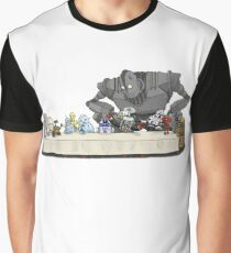 Robots Don't Need to Eat Graphic T-Shirt