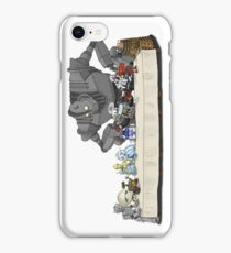 Robots Don't Need to Eat iPhone Case/Skin