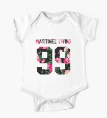 Martinez Twins - Colorful Flowers Kids Clothes