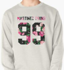 Martinez Twins - Colorful Flowers Pullover