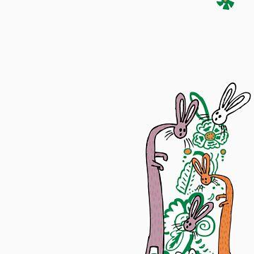 Runny babbits by patsymbush