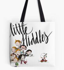 Little Hiddes Title Art Tote Bag