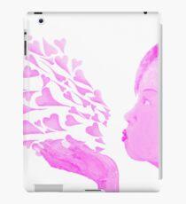 love [japanese kanji] iPad Case/Skin