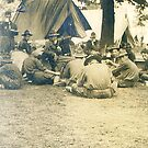 campsite ww1 by rue2