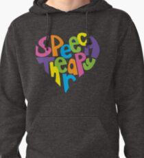 Speech Pathology Love - Color Pullover Hoodie