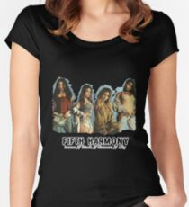 Fifth Harmony (Group ) - New June 2017 Women's Fitted Scoop T-Shirt