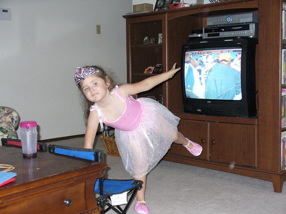Future Ballerina? by sunshinesw8