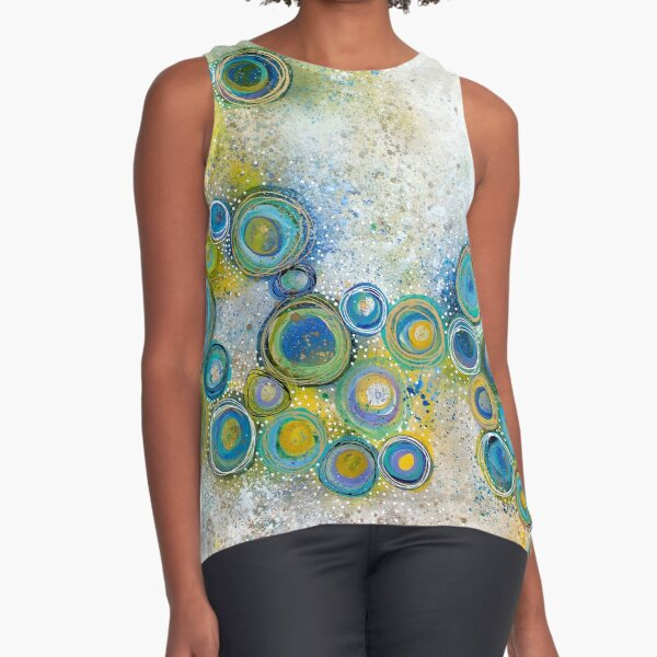The Wide Waters Sleeveless Top