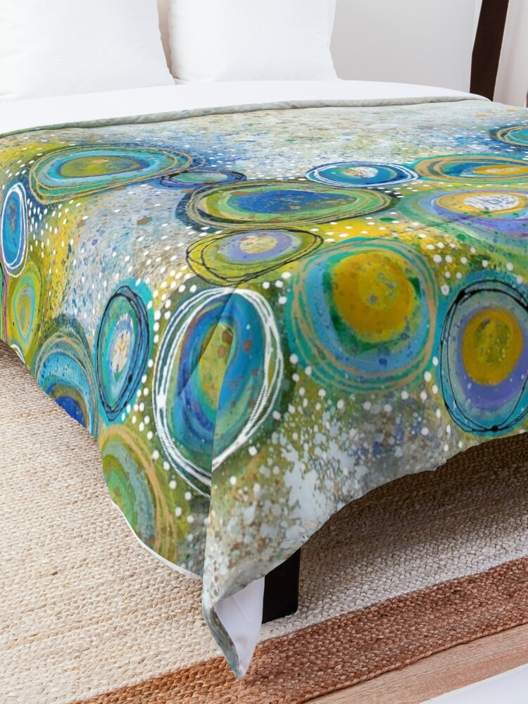Alternate view of The Wide Waters Comforter
