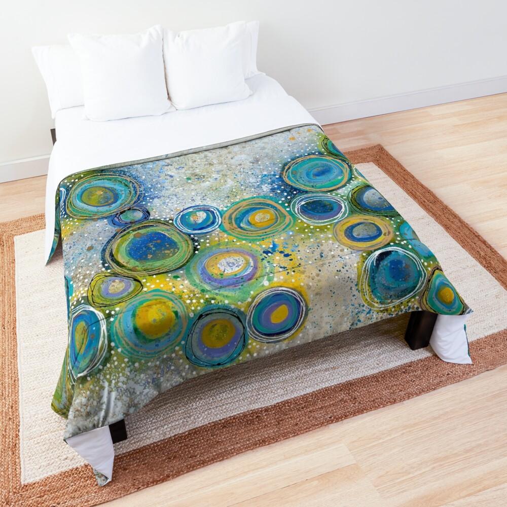The Wide Waters Comforter