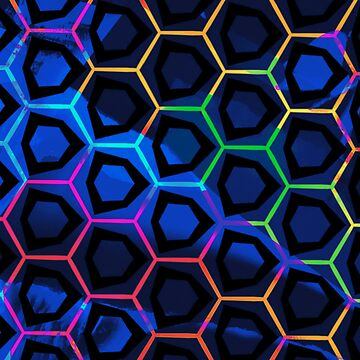 Techno Bee Hive by pokerpilot