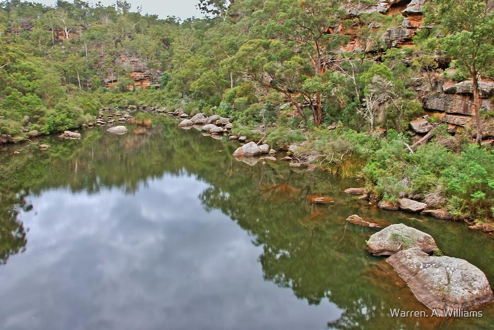 Stoney Creek by Warren. A. Williams