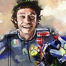 The true racer by Jatmika Jati